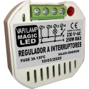 Regulador UNIVERSAL a interruptores MAGIC LED 250